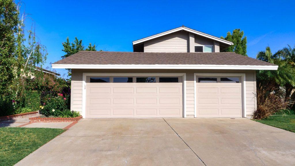 Het formaat van de garage